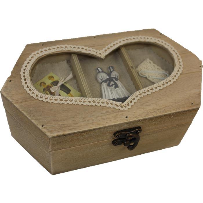 box na šití srdce 381907