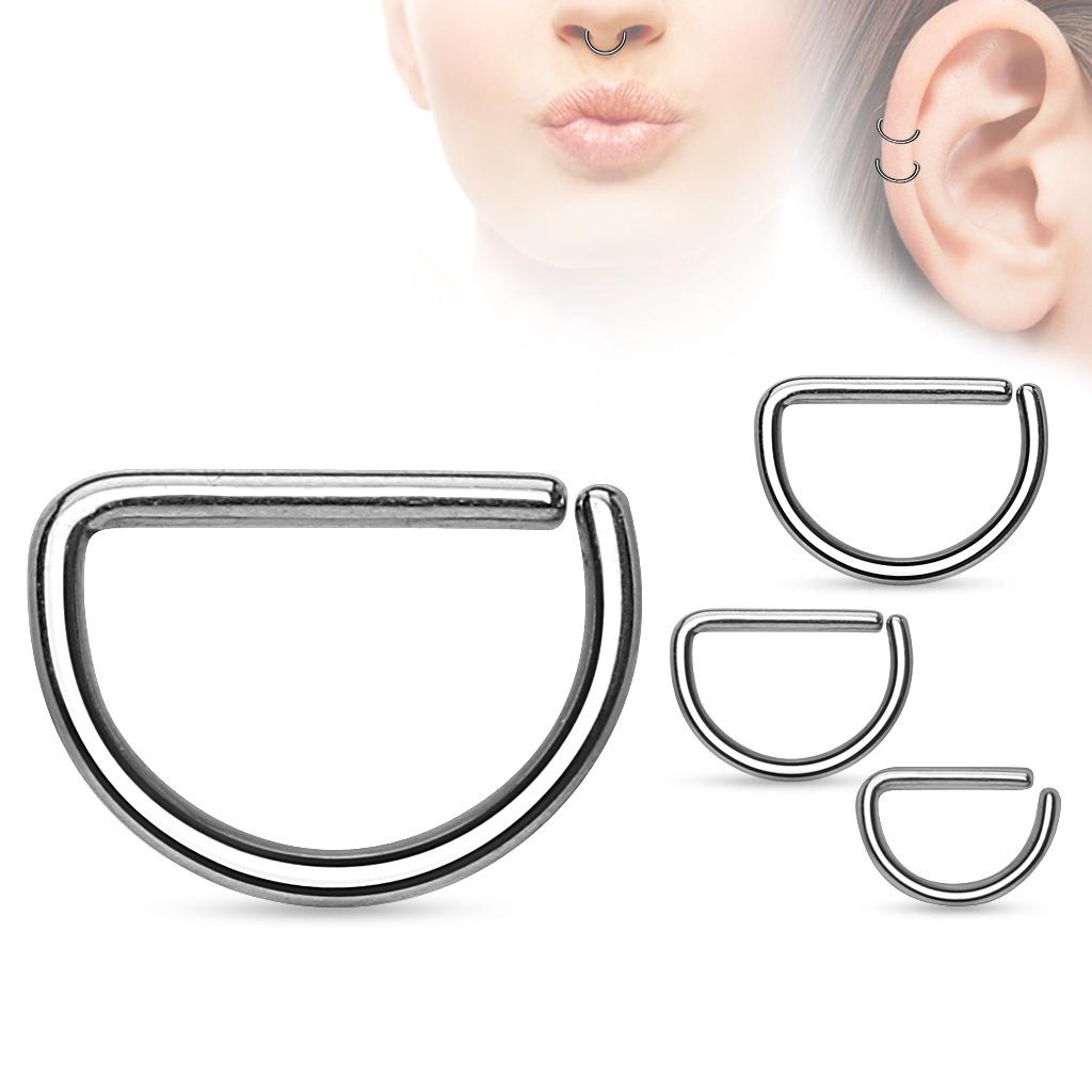 Piercing do nosu ucha - 1 b78ccabc2f9