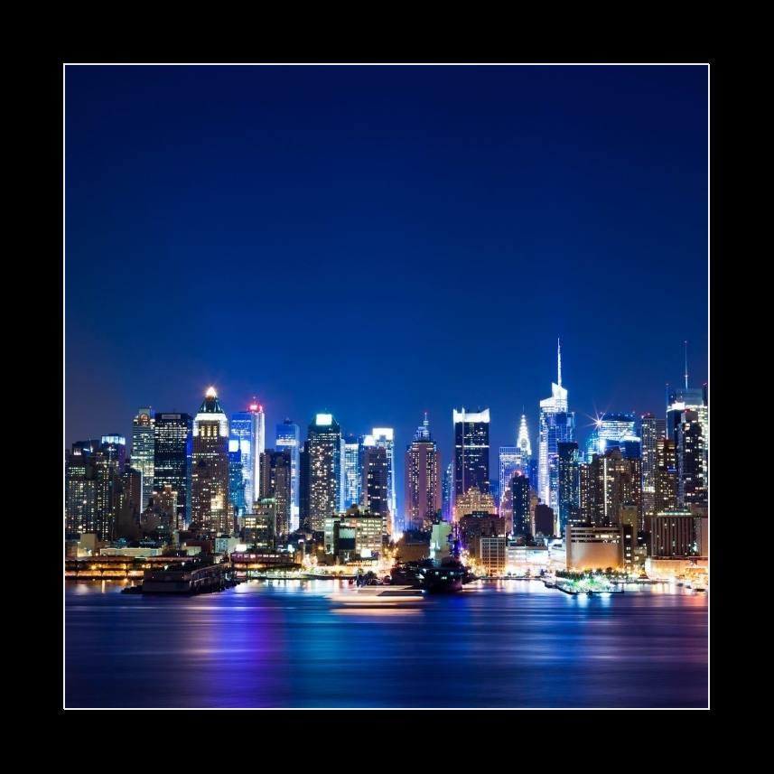 new york manhattan skyline. Black Bedroom Furniture Sets. Home Design Ideas
