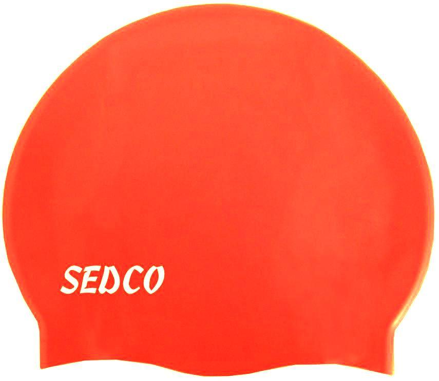 8ed0d966c94 Koupací čepice Silicon RICHMORAL oranžová - oranžová (1 2)