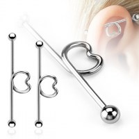Industrial piercing - 1,6 x 35 mm