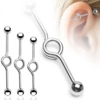 Industrial piercing - 1,6 x 38 mm