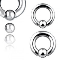 Piercing - kruh - 4 x 13 mm