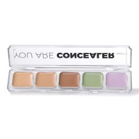UR-YOU ARE COSMETICS Paletka korektorů Dos