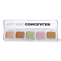 UR-YOU ARE COSMETICS Paletka korektorů Tres