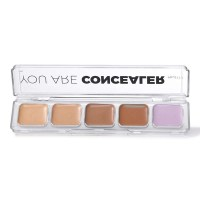 UR-YOU ARE COSMETICS Paletka korektorů Un