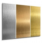 Aluminum, bronze and brass stitched textures (2/2)