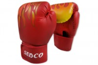 Box rukavice SEDCO TRAINING FIRE 16 OZ