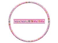 Kruh gymnastický Hula Hoop MONDO 80cm SKYE and EVEREST   - SKYE and EVEREST