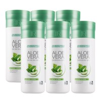 LR LIFETAKT Aloe Vera Drinking Gel Intense Sivera Série 6 ks