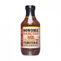 Sonoma Ranchers omáčka - Teriyaki Sauce & Marinade 455ml