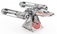 METAL EARTH 3D puzzle Star Wars: Zorii's Y-Wing Fighter
