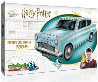 WREBBIT 3D puzzle Harry Potter: Ford Anglia 130 dílků