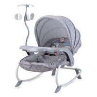 BABY ROCKER DREAM TIME GREY ASTRONAUT