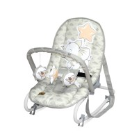 BABY ROCKER TOP RELAX LIGHT GREY ELEPHANT