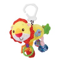 VIBRATING TOY LION
